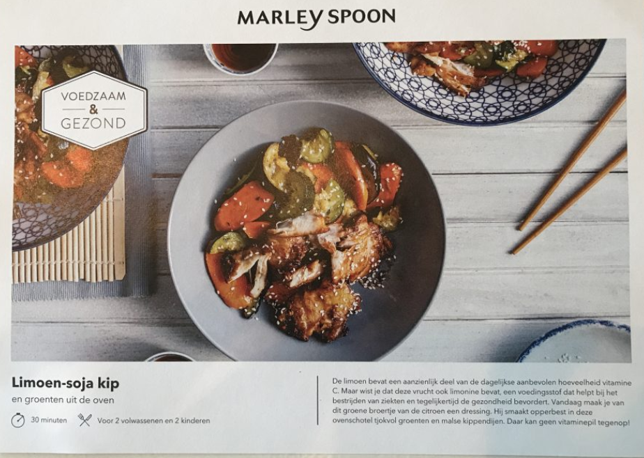 Martha & Marley Spoon Evaluation– The Very Best Meal Delivery Service
